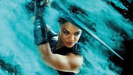 Thor Ragnarok 2017 Movies Entertainment Background