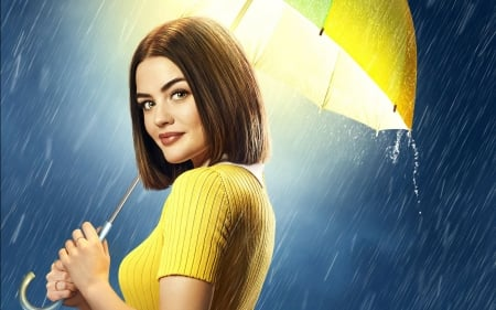 Lucy Hale - series, tv, Hale, Lucy