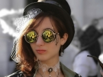 Steampunk Women With Glasses