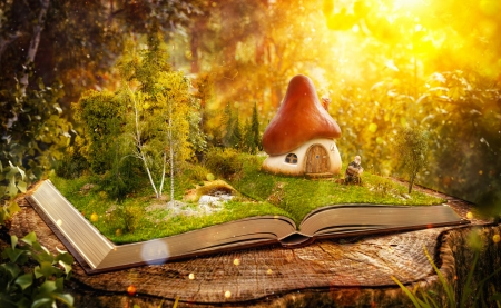 The Book of Nature - Fantasy &...
