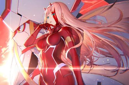 Zero Two Other Anime Background Wallpapers On Desktop Nexus Image
