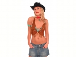 Cowgirl Fashion . .