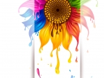 Paint a Sunflower