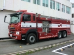 south korean fire truck