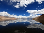 Clouds Reflection