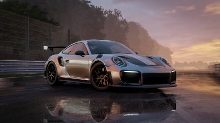 Porsche 911 Gt2 Rs Porsche Cars Background Wallpapers On
