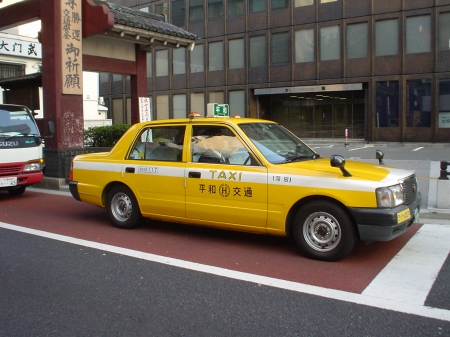 toyota comfort - japanese, toyota, comfort, taxi