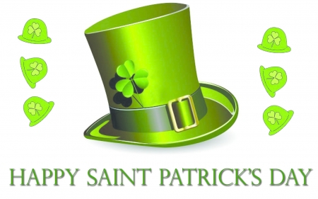 March 17th - irish, green, blessed, patricks, day, saint, lucky