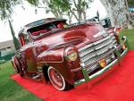 Lowrider Chevy