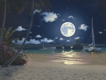 Moonlit Islands