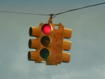 Red Light! Time to Stop! :D