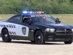 dodge charger police pursuit