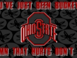 YOU'VE JUST BEEN BUCKEYED