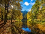 Autumn Landscapes in the Tyrol