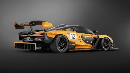 McLaren Senna GTR Concept - windows, McLaren Senna GTR Concept, desktop, wallpaper