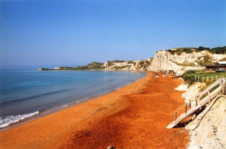Xi (Ksee) Beach, Kefalonia island, Greece