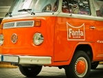 New van for Fanta