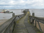 Wooden River Jetty