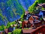 Hallstatt - an icon of Mountain Austria