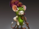 Knight mouse