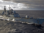WORLD OF WARSHIPS HMS EDINBURGH BATCH 3 TYPE 42 DESTROYER NEAR THE FAUKLANDS