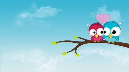 Love Birds Birds Animals Background Wallpapers On Desktop Nexus Image 2358760