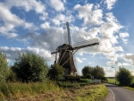 Windmill by Road