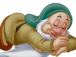 Sleepy In Snow White Movie