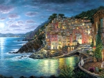 Awaiting My Love, Riomaggiore