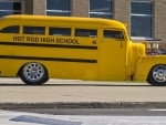 Hot Rod Bus