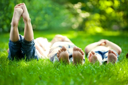 :) - vara, green, grass, feet, summer, children, foot
