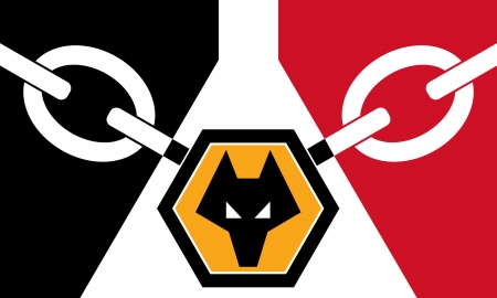 Black Country Wolves Soccer Sports Background Wallpapers
