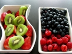 Berries and Kiwi