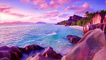 la digue seychelles other nature background wallpapers on