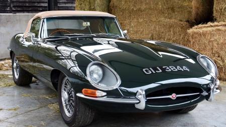 E Type Uk 1967 Jaguar E Type Series 1 42 Ots For Sale Jaguar