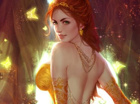 Enchanting beauty - Fantasy & Abstract Background ... - photo#39