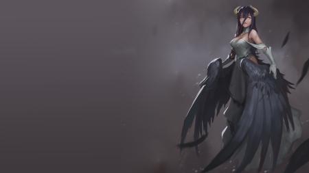 Overlord Wallpaper 4k Gambarku