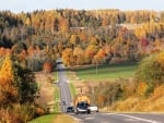 Latvia by autumn