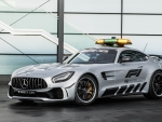 mercedes amg gtr f1 safety car