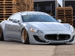 widebody maserati
