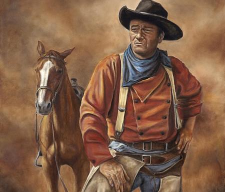 John Wayne Actors People Background Wallpapers On Desktop Nexus Image 2362905