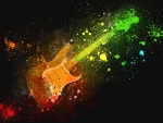 Guitar Splatter