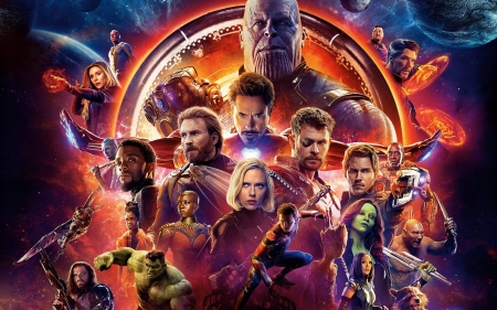 Avengers Infinity War Movies Entertainment Background Wallpapers