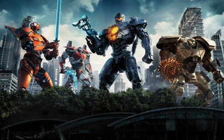 Pacific Rim Uprising - cool, Pacific Rim Uprising, entertainment, fun, movies