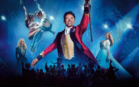 The Greatest Showman - cool, The Greatest Showman, entertainment, funny, movies