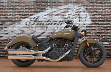 2018 Indian Scout Sixty Indian Motorcycles Background