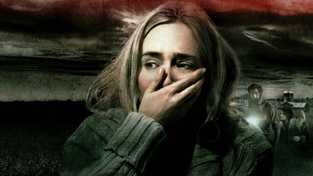 A Quiet Place - cool, entertainment, fun, A Quiet Place, movies