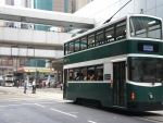 Hong Kong bus service