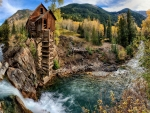 Crystal Mill River