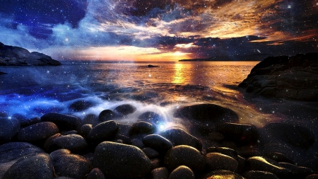 Sky Water - Sky & Nature Background Wallpapers on Desktop